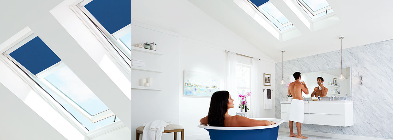 Velux fixed skylight curb mounted skylights for Velux sun tunnel installation instructions