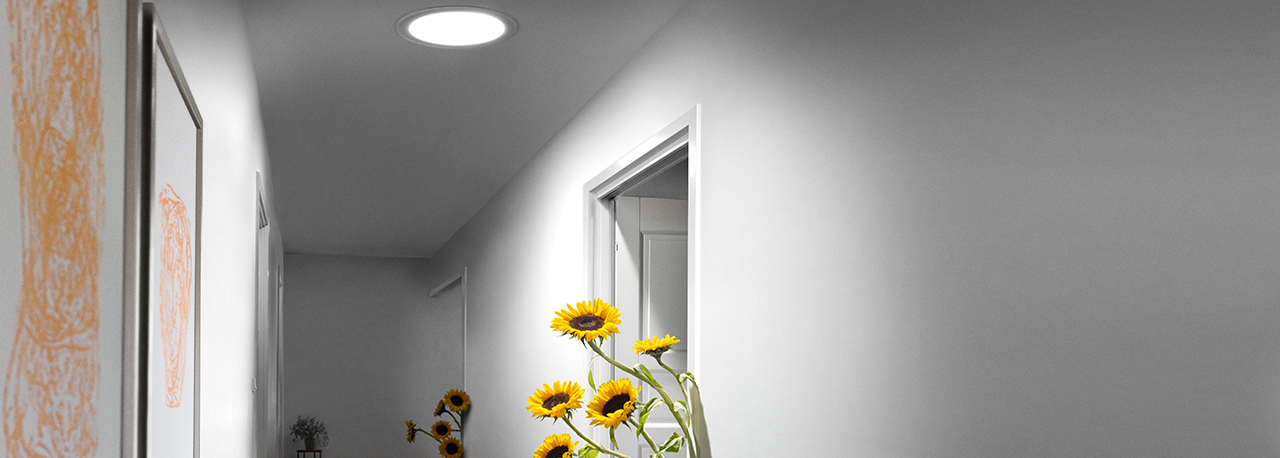 Velux light tubes tubular skylights for Sun tunnel light