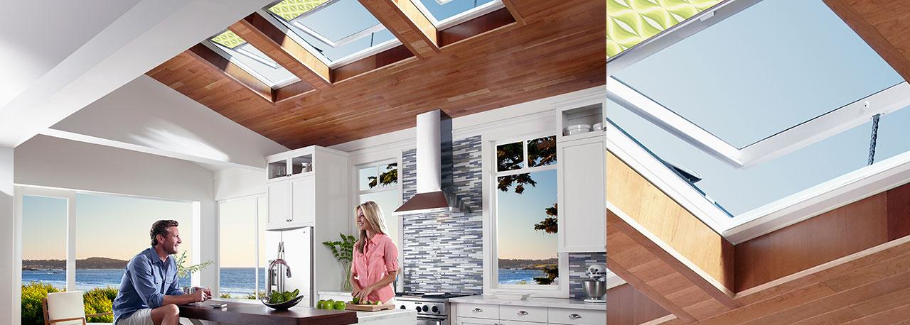 velux skylight installation instructions