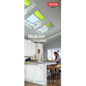 Blinds and accessories brochure