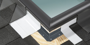 Velux manual fresh air skylight curb or deck mounted Velux sun tunnel installation instructions