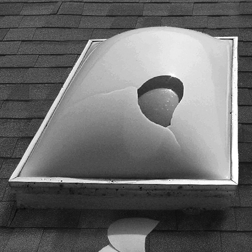 Skylight warranty