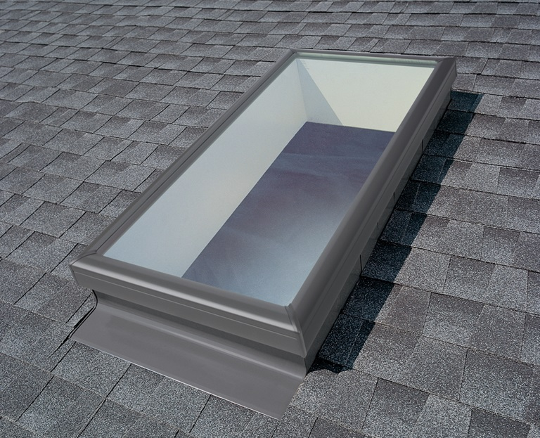 Shingles ECL skylight flashing kit