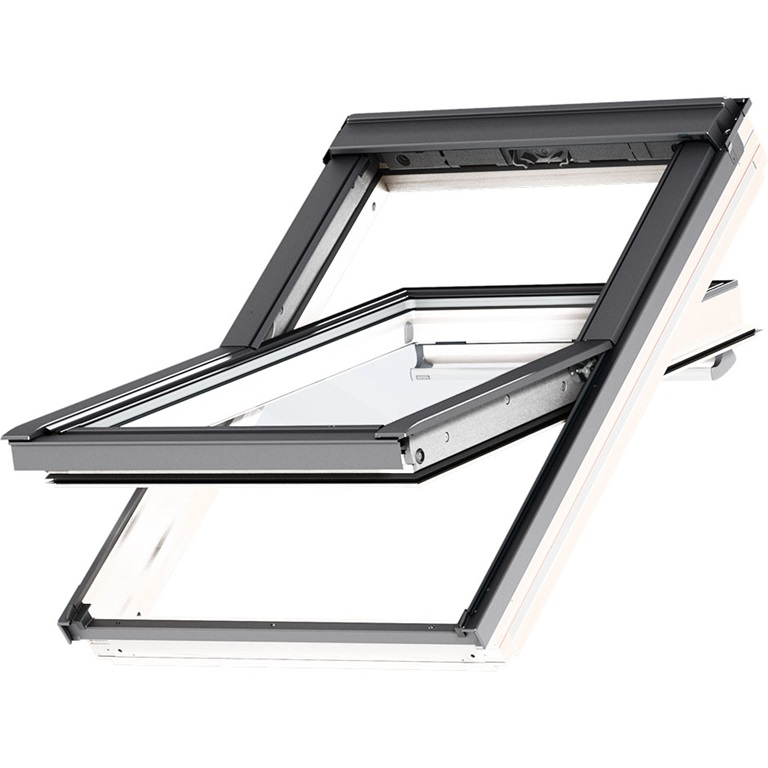 Velux Roof Windows Top Hinged Center Pivot Roof